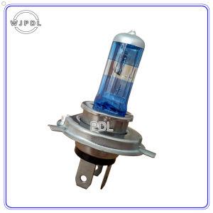 Headlight H4 12V Rainbow Halogen Auto Fog Light/Lamp pictures & photos