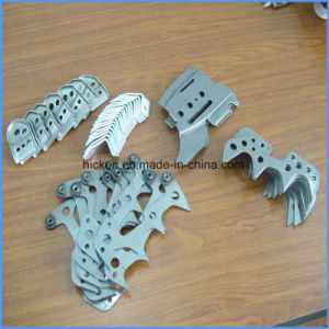 High Quality Machining Parts Sheet Metal Stamping Parts Machined Parts Pre-Galvanized Steel Standards pictures & photos