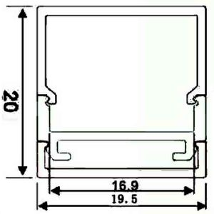 4108 Surface Mount Cabinet LED Aluminium Profile for LED Strip pictures & photos