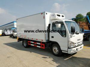 Isuzu 4X2 10 Tons Refrigerator Truck pictures & photos