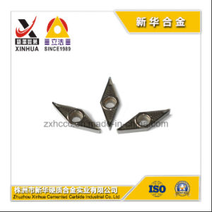 Vcgt160404-Lh Cemented Carbide Aluminium Turning Inserts pictures & photos