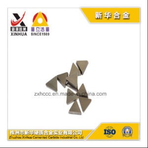 Cemented Tungsten Carbide Milling Inserts (TPKN2204PDR) for Machine Cutting Tools pictures & photos