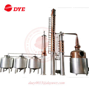 Vodka Still Copper Column Still Distilling Distillery for Sale pictures & photos