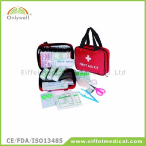 Vehicle Car Auto Emergency Medical First Aid Kit pictures & photos