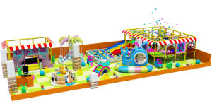 Indoor Playground Naughty Castle Txd16-B11715 pictures & photos