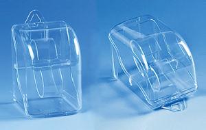 Exquisite Fashionable Shape Within The Transparent Apron Plastic Box pictures & photos