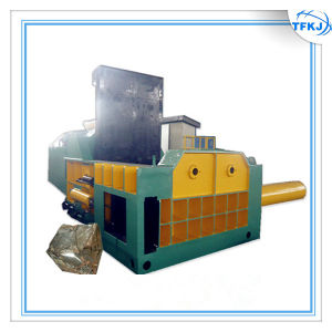 Y81t-2500c Hydraulic Scrap Iron Baling Machine for Metal Recycling pictures & photos