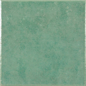 300X300 Metal Glazed Green Porcelain Interior Floor Tile (30907)