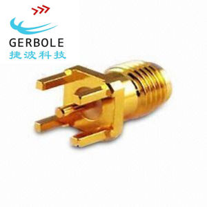 Antenna Coaxial Cable SMA Connector pictures & photos
