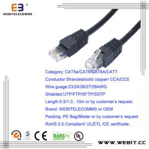 Cat5e/CAT6/CAT6A/ Cat7 Patch Cord/Patch Cable pictures & photos