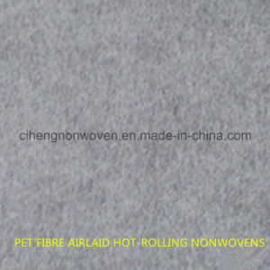 Pet Fibre Airlaid Hotrolling Nonwovens pictures & photos
