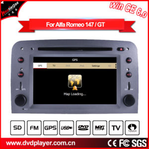 GPS Navigation with Auto DVD GPS for Alfa Romeo 147 Hualingan pictures & photos