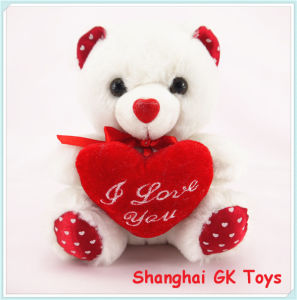 Valentine′s Teddy Bear Red Heart Teddy Bear pictures & photos
