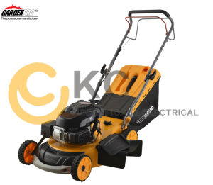 """20"""" Petrol/Gasoline Lawnmower for Grass Cut (KCL20S) pictures & photos"""