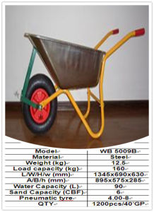 Garden Wheel Barrow, Wheel Barrow pictures & photos