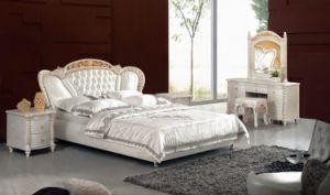 Leather Bed / Home Bed (WLNK-VT90590#)