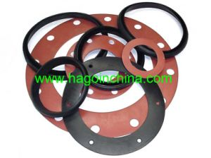Customized Chemical Resistant Neoprene Rubber Gasket pictures & photos