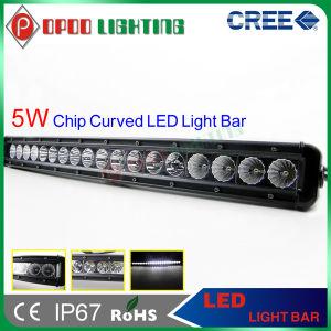5W CREE off Road 20inch Radius LED Light Bar (OP-05K90)
