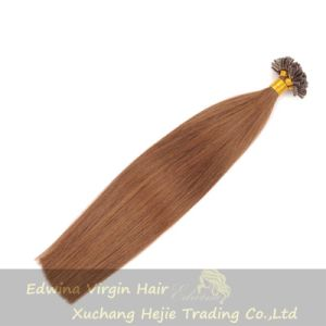 Wholesale U Tip Human Virgin Hair Extension Strands