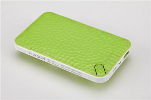 Universal high Quality Portable Emergency Power Bank Li-Polymer 10000mAh pictures & photos