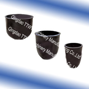 Crucibles for Melting Platinum Sic Crucible Graphie Crucible for Sale pictures & photos