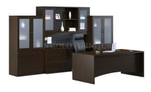 Modern Office Desk with File Cabinet (SZ-OD272-1) pictures & photos