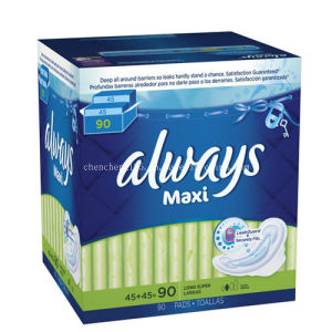 Always Infinity Extreme Ultra-Thin Sanitary Napkins Daily 90 pictures & photos
