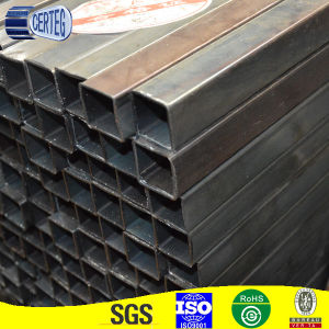 Q195 Weld Mild Steel Pipes for Furniture Pipe (SSP004) pictures & photos