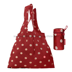 Custom Polyester Foldable Shopping Bag as Promotion Gift pictures & photos