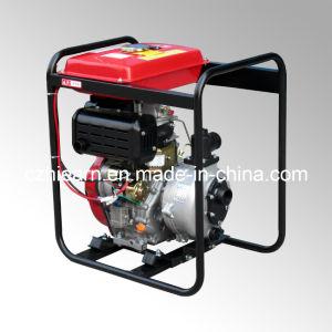 2 Inch High Pressure Diesel Water Pump Set Electric Start (DP20HE) pictures & photos