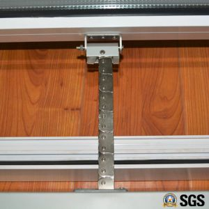 Automantic Control Powder Coated Aluminum Profile Awning Window with Multi Lock K05009 pictures & photos