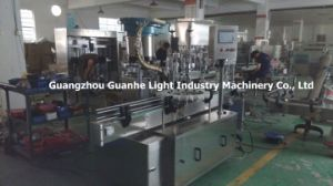 Top-Quality Auto Cap Crimping Machine for Alumi Caps with CE pictures & photos