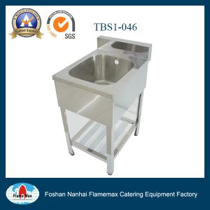 Hotel Stainless Steel Sink Table pictures & photos
