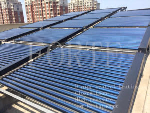 Split High Pressure Solar Collector --Central Heating pictures & photos