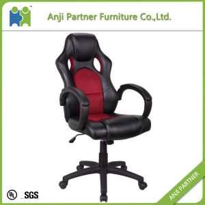 Orange High Back Swivel Leather PU Ergonomic Racing Office Chair (Agatha) pictures & photos