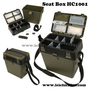 Wholesale Top Grade Fishing Tackle Box pictures & photos