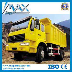 4.2m Sinotruk 4*2 HOWO Dump Truck Rhd Drive pictures & photos