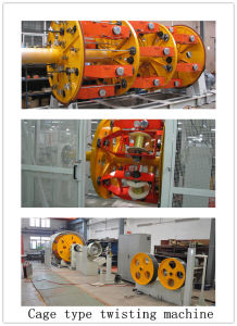 Qf-Planetary Type Wire and Cable Twisting Bunchine Coiling Machine pictures & photos
