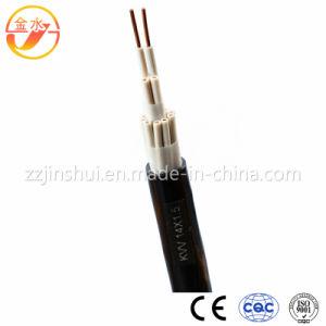 PVC/XLPE/PE/Copper/Flame-Retardant/Fire Resistance/Control Cable pictures & photos