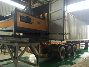 Eddy Current Magnetic Separator for Metal Separation/Tin Ore pictures & photos