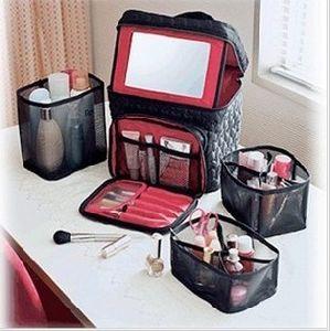 Multifunction Polylaminate Cosmetic Bag (YLD1206-14)