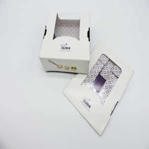 Disposable Sushi Paper Box pictures & photos