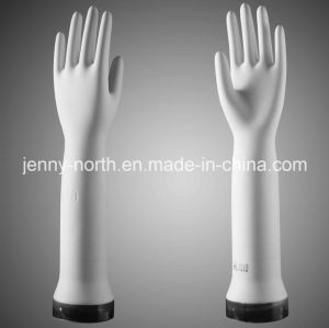 Pitted Curved Medical Porcelain Gloves Mould pictures & photos