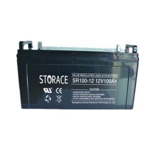 VRLA/SLA UPS Battery, 12V100ah Industrial Maintenance 12V Batteries pictures & photos
