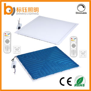 600*600mm 2FT*2FT 48W Flat LED Ceiling Lamp Bathroom Lighting Panel Light (CE/RoHS 2700-6500K BY1148) pictures & photos