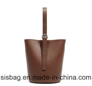 Classic Retro PU Women Bucket Bag pictures & photos