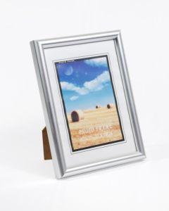 Silver Photo Frame (M-BD)