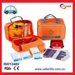 Portable Car Roodside Emergency Kit pictures & photos