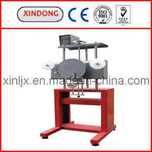 Ribbon Hot Stamp Printing Machine for Pipe Metercouting pictures & photos