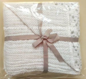 Hot Sales Muslin Baby Swaddle Blanket After Washed pictures & photos